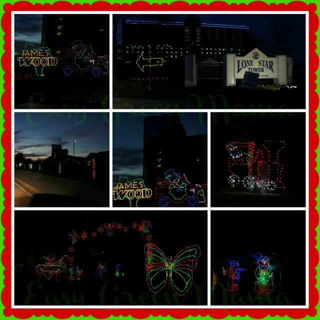 Dallas fort worth the gift of lights at texas motor for Gift of lights texas motor speedway