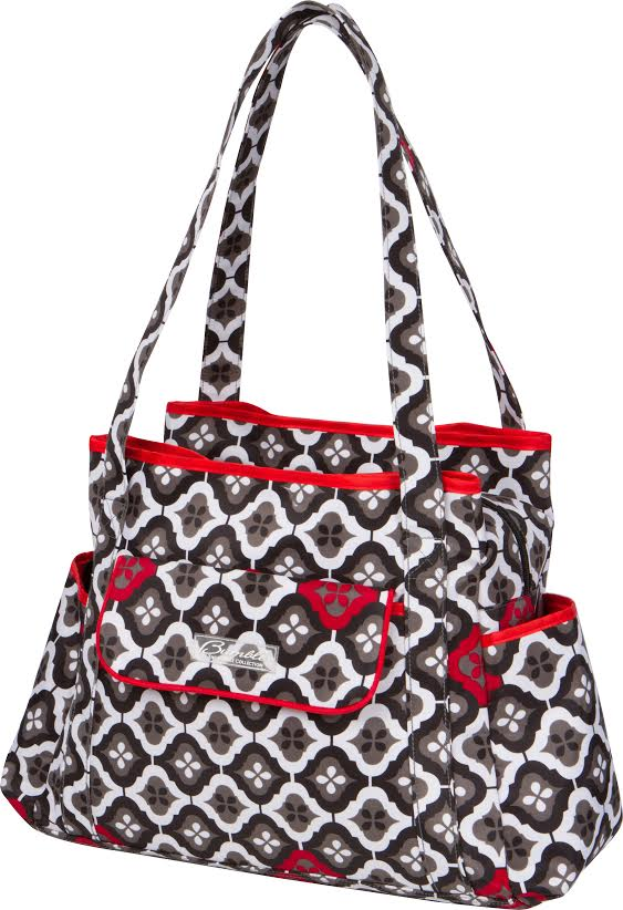 the rachel roundabout diaper bag