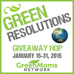 Green Resolutions Giveaway Hop