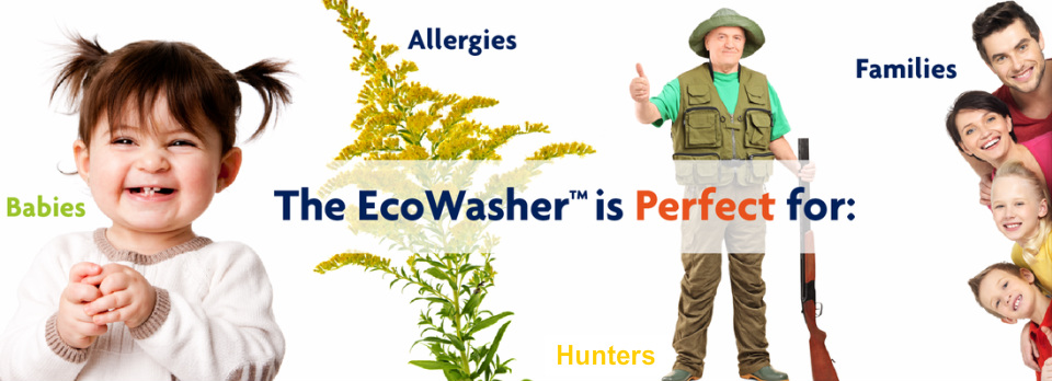 EcoWasher is for...