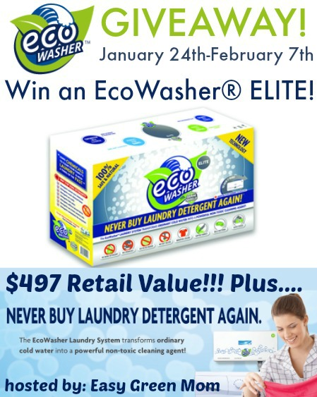 EchWasher Elite Giveaway Event