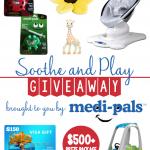 Soothe and Play Medi-Pals Giveaway