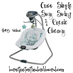 graco swing giveaway