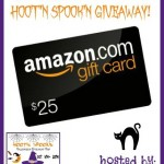 $25 Amazon Gift Card halloween giveaway